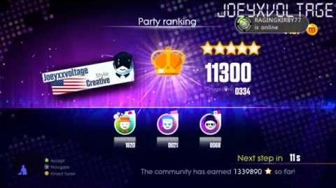 "Just Dance 2014! ""World Dancefloor 1"""