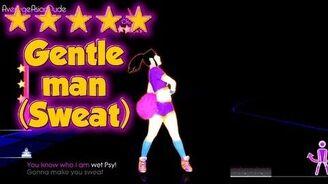 Just Dance 2014 - Gentleman (Sweat Version) - Alternative Mode Choreography - 5* Stars