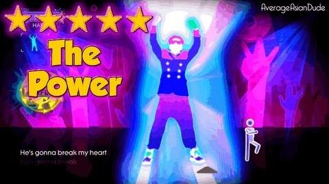 Just Dance Greatest Hits - The Power - 5* Stars