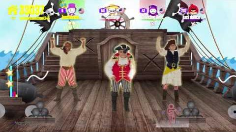 Just Dance Now - A Pirate You Shall Be