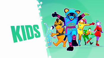 Kids Mode Just Dance Wiki Fandom Powered By Wikia