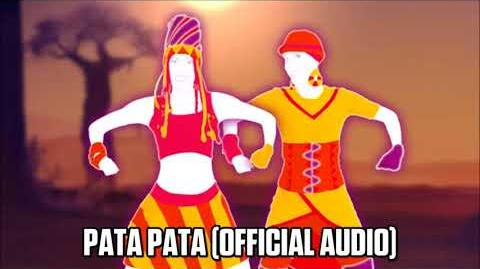 Pata Pata (Official Audio) - Just Dance Music