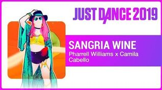 Sangria Wine - Just Dance 2019