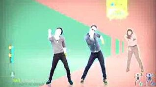 Blurred Lines - Just Dance 2014