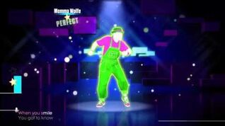Just Dance® 2016 5 Star Gameplay NKOTB Step by Step