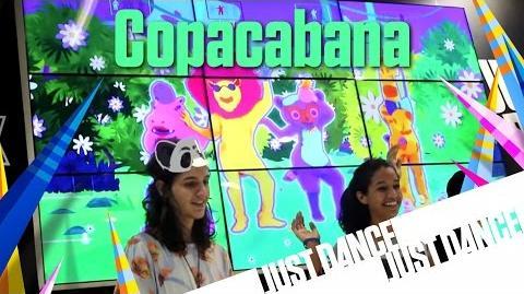 Just Dance 2016 - Copacabana BGS 2015