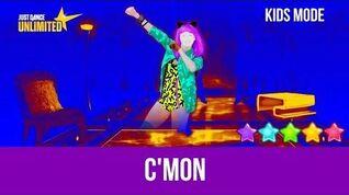 Just Dance 2018 (Unlimited) C'mon - Kids Mode