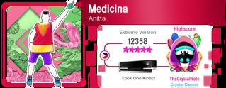 MedicinaALT M617Score