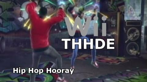 The Hip Hop Dance Experience - Hip Hop Hooray - Gameplay (Wii)