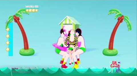 Танец Just Dance® 2018 (Unlimited) - Boys (Summertime Love) by The Lemon Cubes (PS Move)