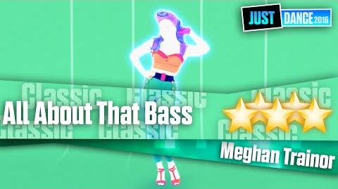 All About That Bass - Meghan Trainor Just Dance 2016