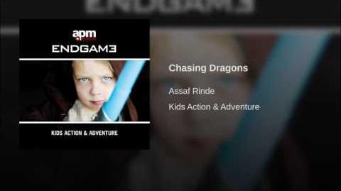Chasing Dragons - Assaf Rindhe