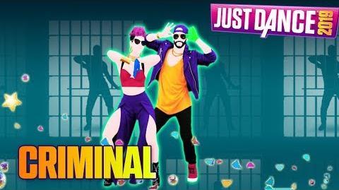 Criminal - Just Dance 2019