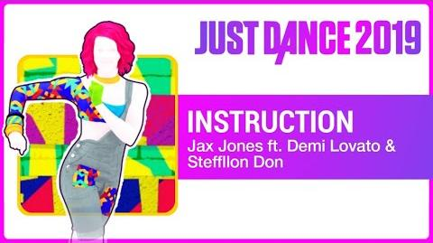 Instruction - Just Dance 2019
