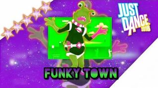Just Dance 2018 unlimited Funky Town -Megastar