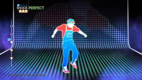 "Just Dance 4 ""Call Me Maybe(Puppet Master Mode)"" 5 Stars"