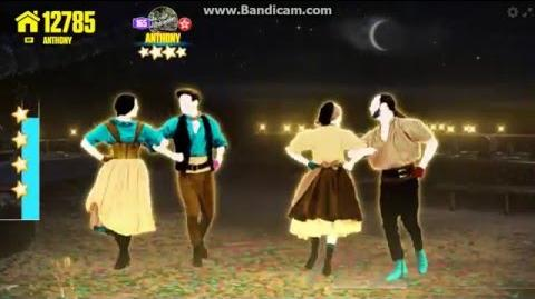 Just Dance Now - Irish Meadow Dance