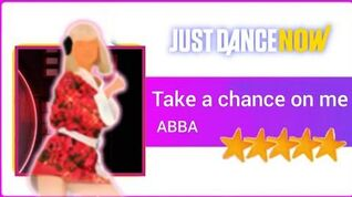 Just Dance Now - Take a Chance on me