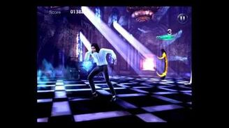 Michael Jackson The Experience - Ghost (3DS version)