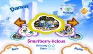 Smurfberry tsdp menu