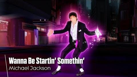 Wanna Be Startin' Somethin' - Michael Jackson The Experience