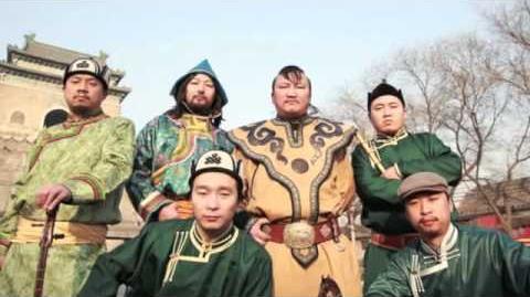 蒙古歌曲-Hanggai - Drinking Song