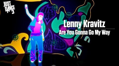 Are You Gonna Go My Way - Just Dance 3 (Xbox 360 graphics)