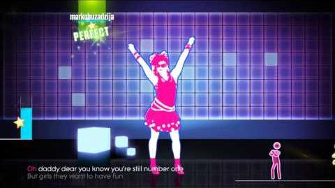 Girls Just Want To Have Fun - Just Dance 2017