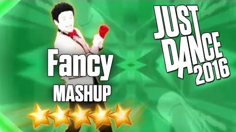 Just Dance 2016 - Fancy (MASHUP) - 5 stars