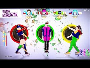 Just Dance Now Get Ugly 5 Stars