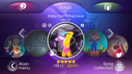 Babydontstop jd3 menu