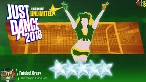 Futebol Crazy - Just Dance 2018