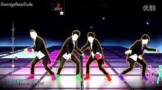 Just Dance - What Makes You Beautiful(wii work out)