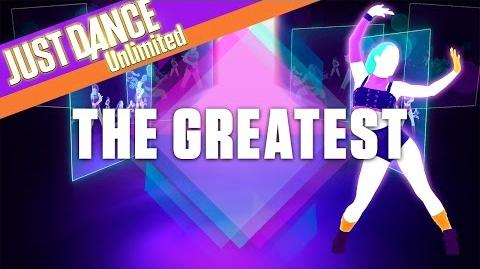 Just Dance Unlimited The Greatest by Sia – Official Track Gameplay US