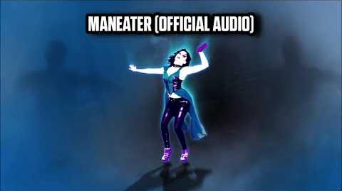 Maneater (Official Audio) - Just Dance Music