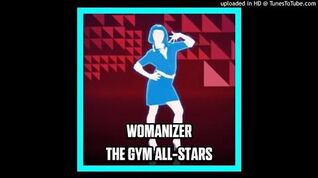 The Gym All-Stars - Womanizer