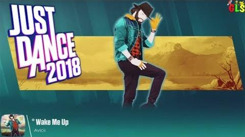 Wake Me Up - Just Dance 2018