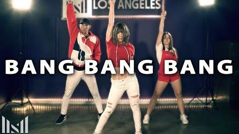 """BANG BANG BANG"" Dance Matt Steffanina ft Kaycee Rice & Bailey Sok"