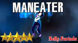 🌟 Maneater - Nelly Furtado Just Dance 4 Best Dance Music 🌟