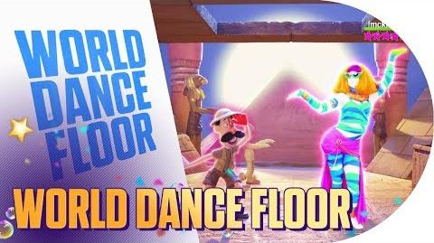 Just Dance 2019 World Dance Floor Gameplay online