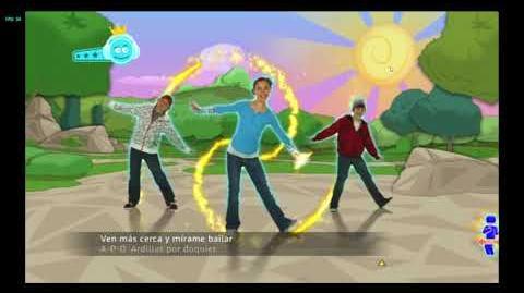 Just Dance Disney Party - Ardillas por Doquier - Phineas y Ferb