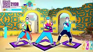 Just Dance Now! Mi Gente 5 Stars