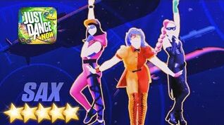 Just Dance Now - Sax 5 Stars