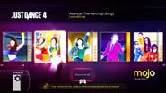 Ketchupsong jd4 menu xbox