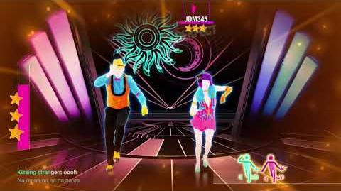 Kissing Strangers (Charleston Version) - Just Dance 2019