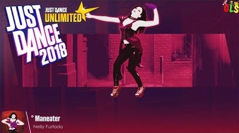 Maneater - Just Dance 2018