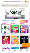 Beepbeep jdnow menu phone 2020