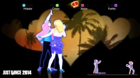Careless Whisper - Just Dance 2014 Gameplay Teaser (UK)