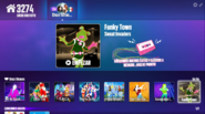 Funkytown jdnow menu outdated