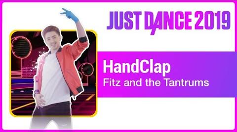 HandClap (Fanmade) - Just Dance 2019